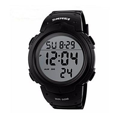 7f0b51d514f11 Relógio De Pulso Masculino Sport Digital Resistente a Água